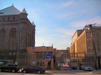Baltimore City Detention Center - Image: BCDC visitors