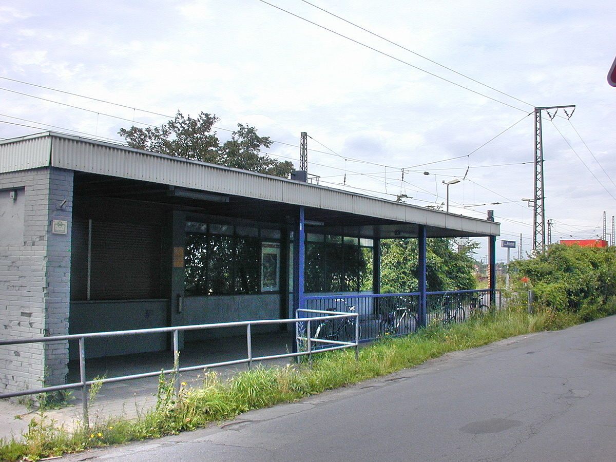 station duisburg bissingheim wikipedia. Black Bedroom Furniture Sets. Home Design Ideas