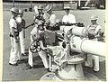 BL 4 inch Mk VII gun HMAS Rushcutter 1940 AWM 001616.jpeg