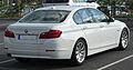 BMW 530d (F10) rear-1 20100821.jpg