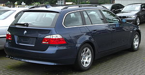 BMW 5er Touring (E61) rear-1.JPG