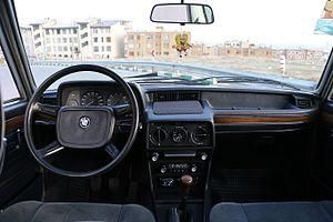 BMW 5 Series (E12) - E12 Interior