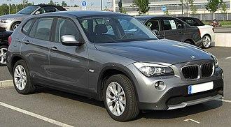 BMW X1 - E84 BMW X1