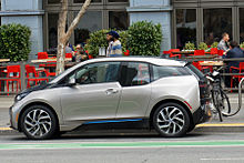 5412048ed2 Retail deliveries of the BMW i3 began in Europe in November 2013 The i3  ranked as the third best selling all-electric car in 2014.
