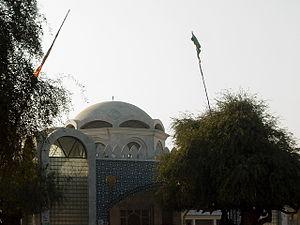 Punjabi folk religion - Baba Bulleh Shah Tomb, Kasur, Pakistan