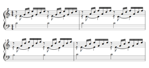 Prelude and Fugue in C major, BWV 846 - Image: Bach prelude cmajor