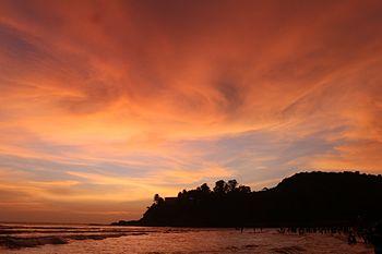 Baga beach twilight view.jpg