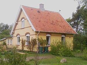 Balka - Kannikegård Station, Bornholm