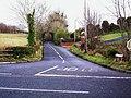 Ballyknockan Road, Saintfield - geograph.org.uk - 1617904.jpg