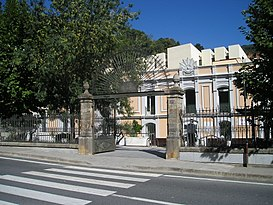 Balneario De Banos De Montemayor Wikipedia La Enciclopedia Libre