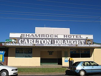 Balranald - The Shamrock Hotel