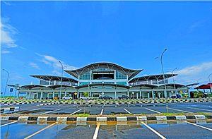 Ranai Airport - Image: Bandara ranai