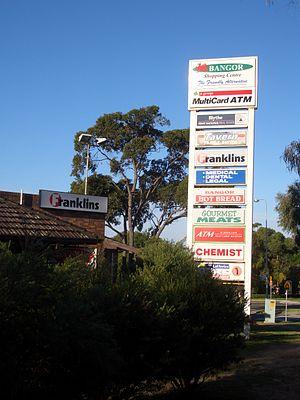Bangor, New South Wales - Bangor Shopping Centre, Menai Road