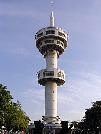 Suphan Buri - Banharn-Jamsai Tower