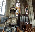 Bar-le-Duc - Église Saint-Étienne - Orgue et chaire.jpg