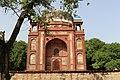 Barber's Tomb (Nai ka Makbra) in Humayun's tomb 3.jpg