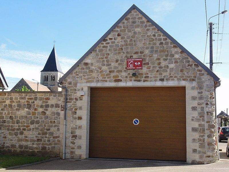 Barenton-Bugny (Aisne) sapeurs-pompiers