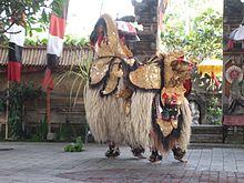 Barong (mythology) - Wikipedia