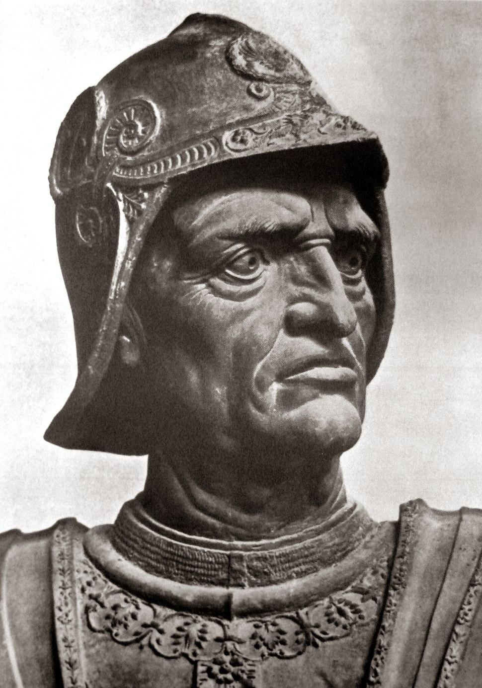 Bartolomeo Colleoni head B