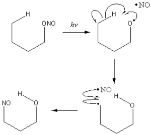 Barton reaction
