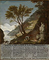 Basen o psu in vrani (ok. 1700).jpg