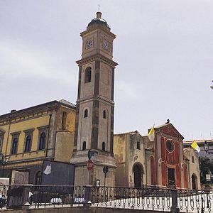 Sant'Antioco - Image: Basilica di Sant'Antioco Martire
