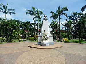Batangas City, Poblacion, Plaza Mabini 002.JPG