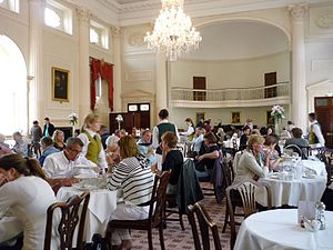 Grand Pump Room, Bath - Image: Bath Grand Pump Room