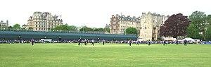 Somerset Cricket Board - Image: Bath rec cricket
