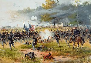 1862 in the United States - September 17: Battle of Antietam