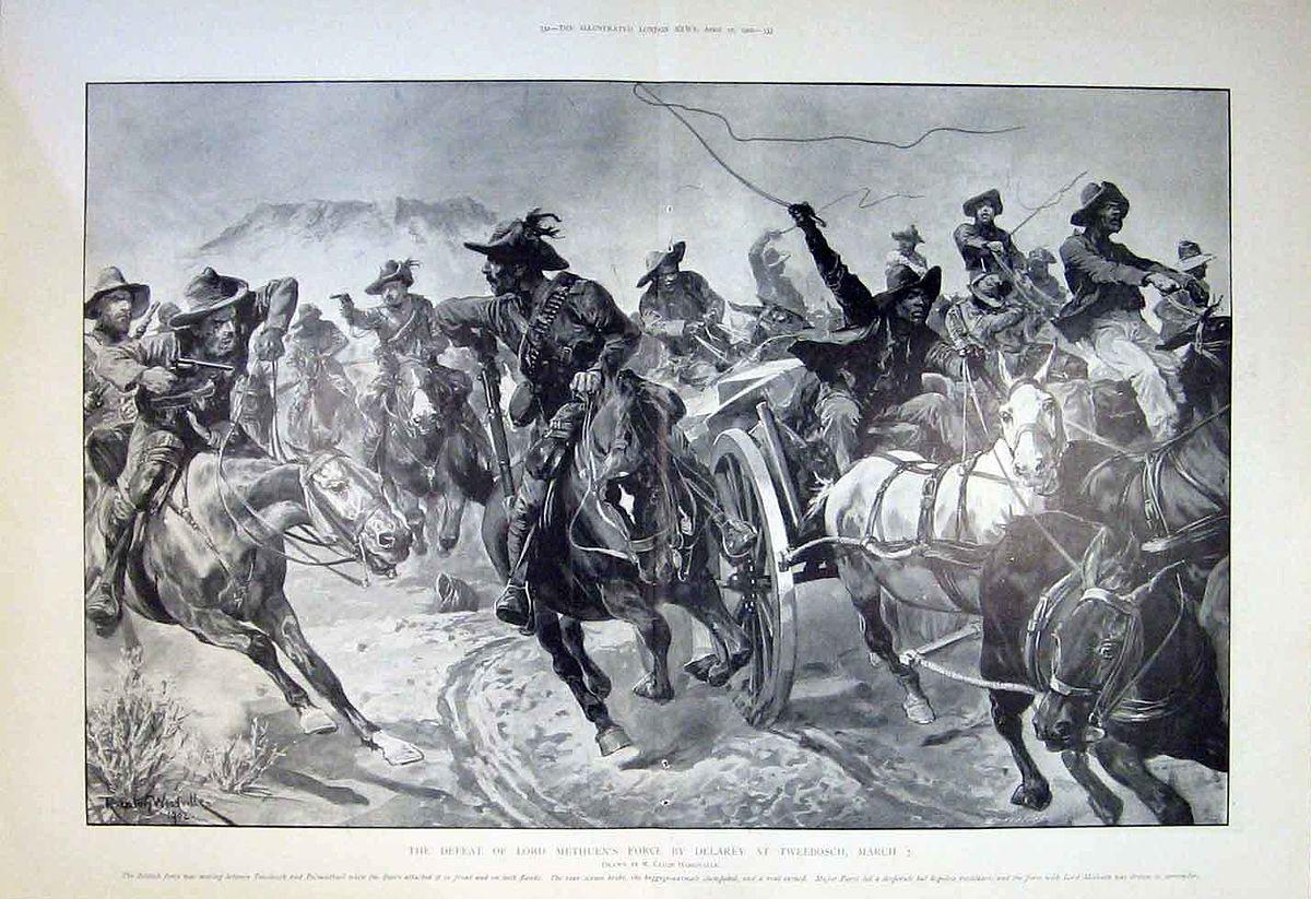 Battle Of Tweebosch Wikipedia