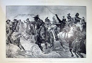 Battle of Tweebosch - Image: Battle of Tweebosch