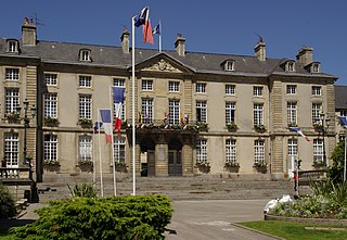 Bayeux mairie