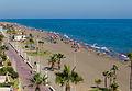 Beach, Rincon de la Victoria, Andalusia, Spain.jpg