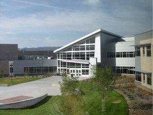 Bear Creek High School (Colorado) - Bear Creek High School (completed 2009)