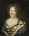 Beaubrun Charles, after - Marie Thérèse of Austria, Queen of France.png