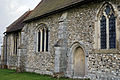 Beauchamp Roding - St Botolph's Church - Essex England - nave at north.jpg