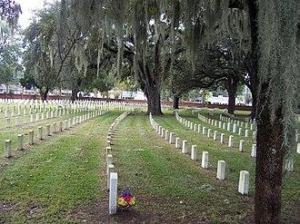 Beaufort National Cemetery - Beaufort National Cemetery