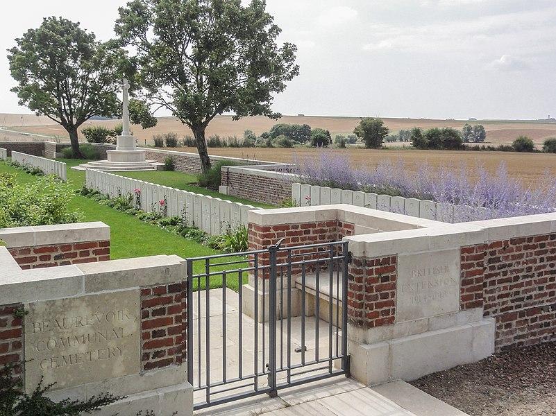 Beaurevoir Communal Cemetery British Extension