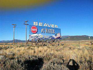Beaver, Utah City in Utah, United States