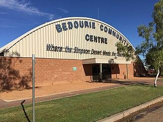 Bedourie, Queensland - Bedourie Community Centre, 2016