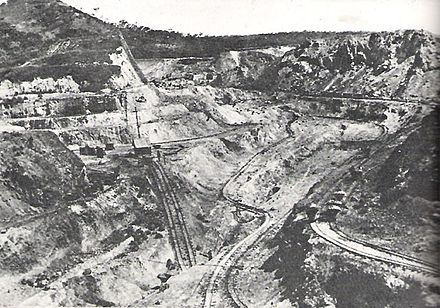 Mining industry of the Democratic Republic of the Congo ...