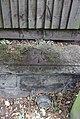 Benchmark at Sylvandale, Bromborough 1.jpg