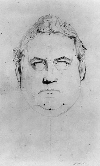 Benjamin Heath Malkin - Benjamin Heath Malkin by Sir Francis Leggatt Chantrey, pencil, circa 1818