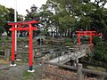 Benzaiten Shrine in Kashii Shrine.JPG