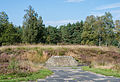 Bergen-Belsen concentration camp memorial - mass grave No 7 - 02.jpg
