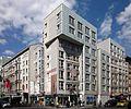 Berlin, Kreuzberg, Friedrichstrasse 43-44, Haus am Checkpoint Charlie.jpg