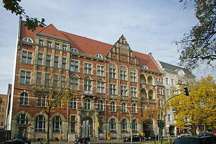 paul gerhardt kirche berlin schöneberg