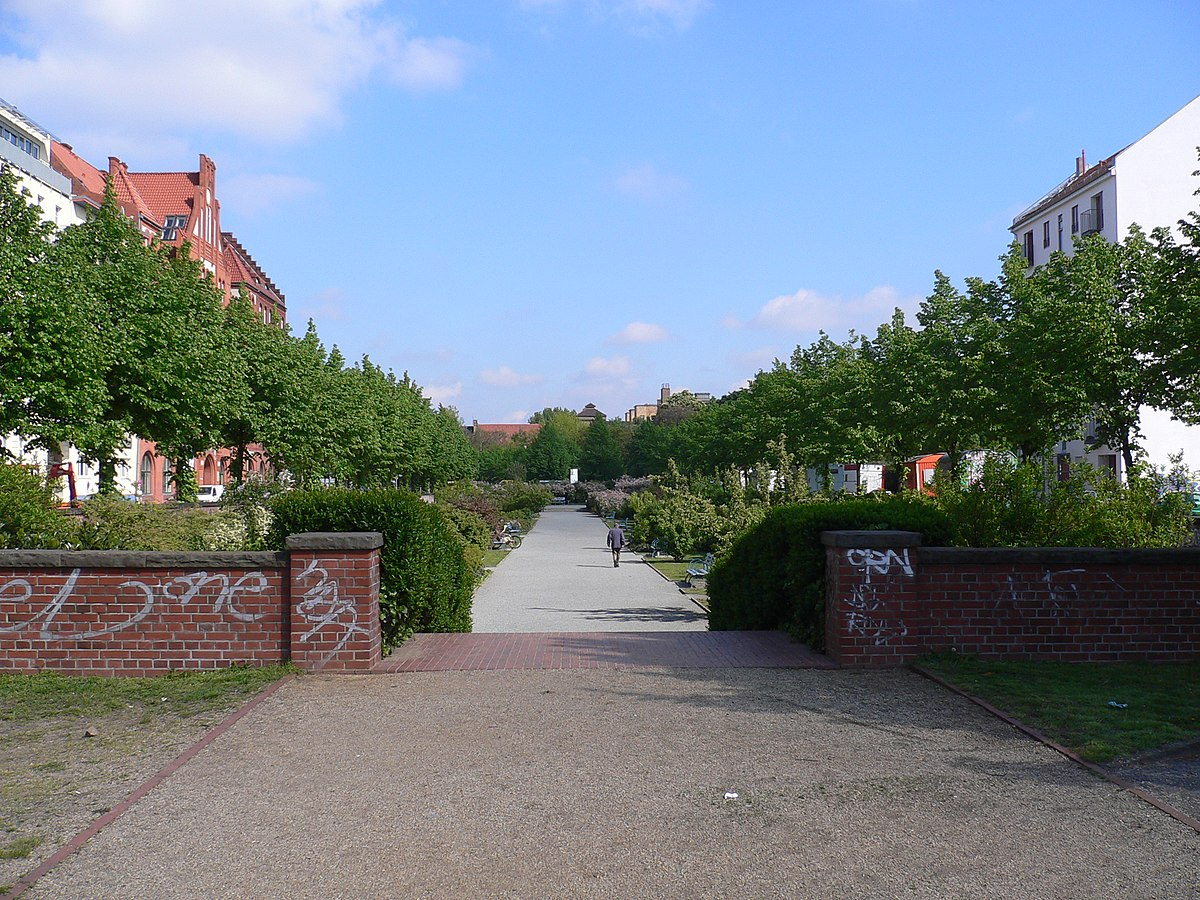 Green spaces and watercourses in Berlin - Wikimedia Commons