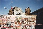 Muro de Berlín (16 de noviembre de 1989)